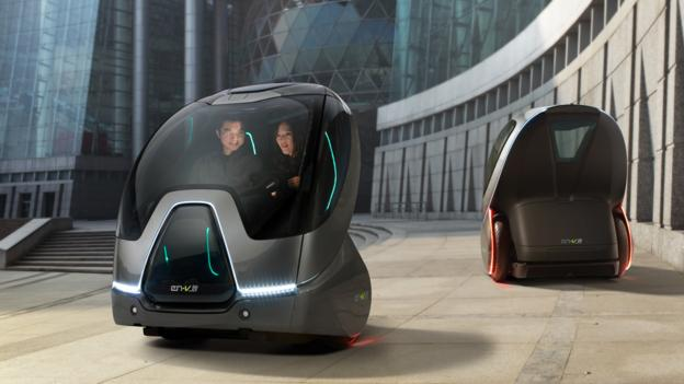 BBC - Future - The cars we'll be driving in the world of 2050