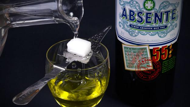 Absinthe: How the Green Fairy became literature's drink
