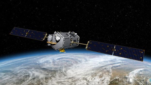 BBC - Future - Inside the Google Earth satellite factory