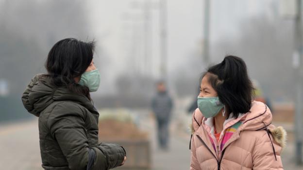 Return of 'airpocalypse': Beijing's expats flee smog
