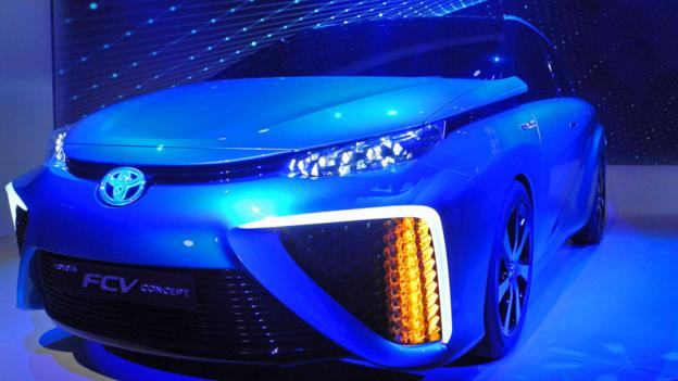 Hydrogen cars: Ready for the roads?