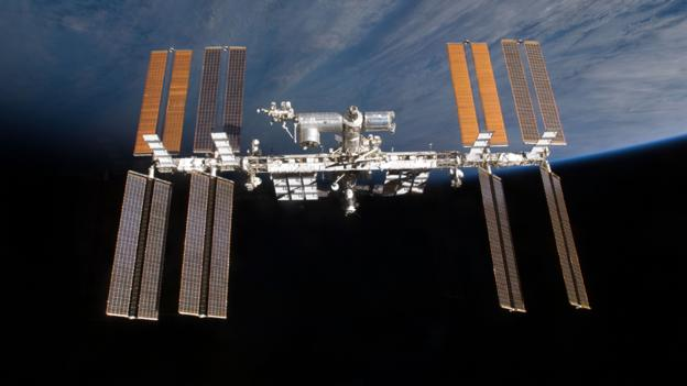 Touch screen tech to reboot a space station