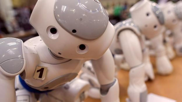 Why robots need personalities