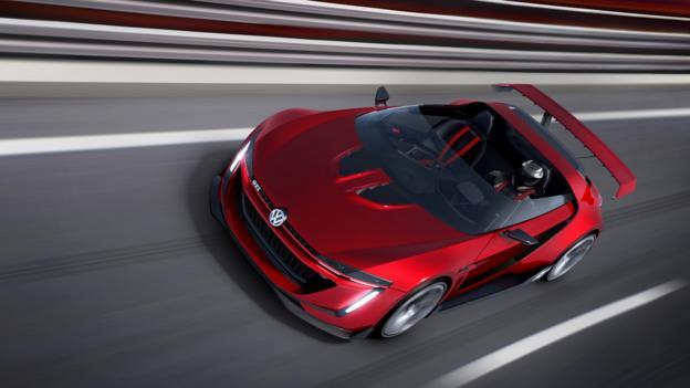 Volkswagen GTI Roadster is a Golf gone wild