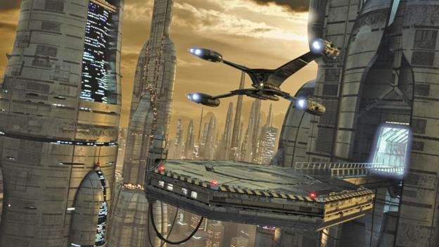 What science fiction can teach big business