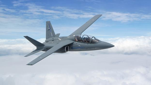 BBC - Future - The low-cost fighters to serve tomorrow's air