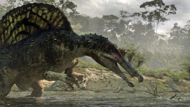 Bbc Dinosaurier