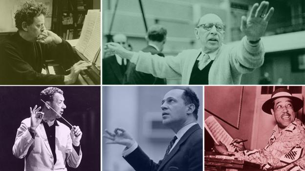 BBC - Culture - Who are the 20th Century's 10 best composers?
