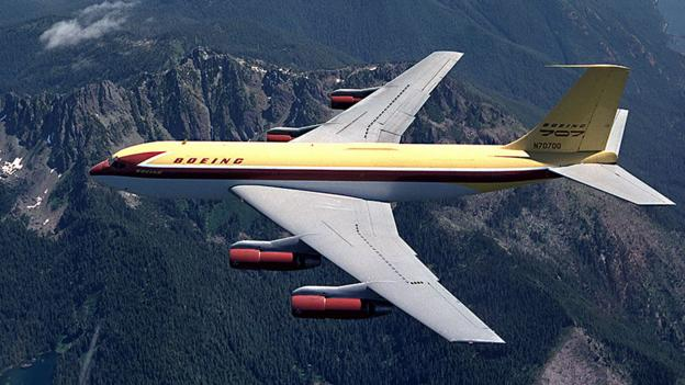 BBC - Culture - Boeing 707: The aircraft that changed the