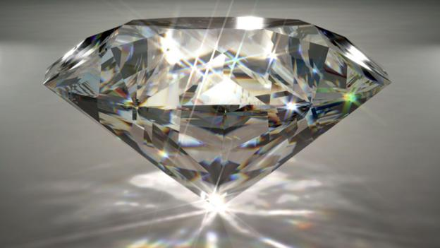 How to make a diamond from scratch - with peanut butter