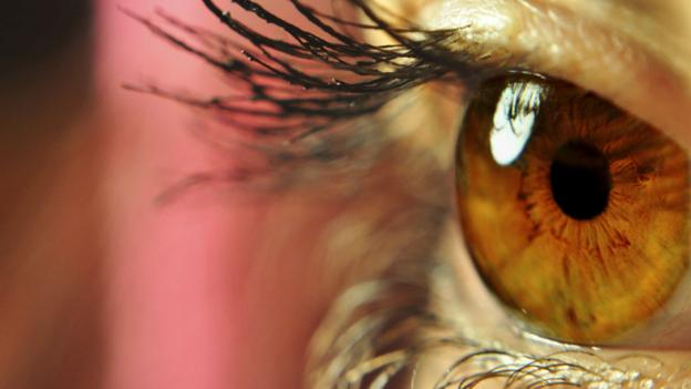 The code that may treat blindness