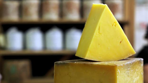 BBC - Future - The strange world inside cheese
