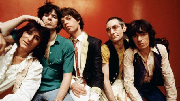 BBC - Culture - The Rolling Stones up close