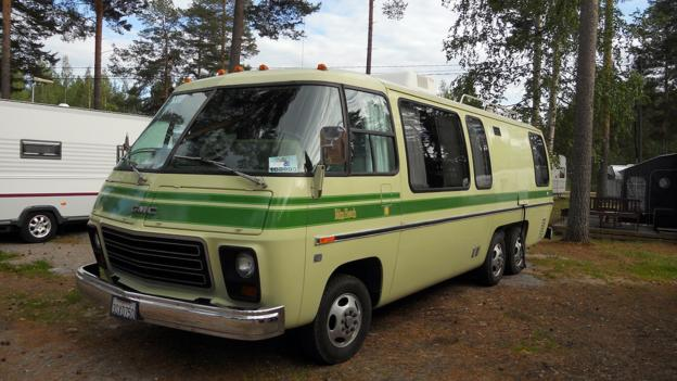 Bbc Autos Forty Years On Gmc Motorhome Remains On The Move