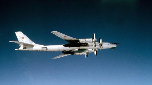 Bbc Future Russia S Bear The Old Fashioned Plane Still Thriving