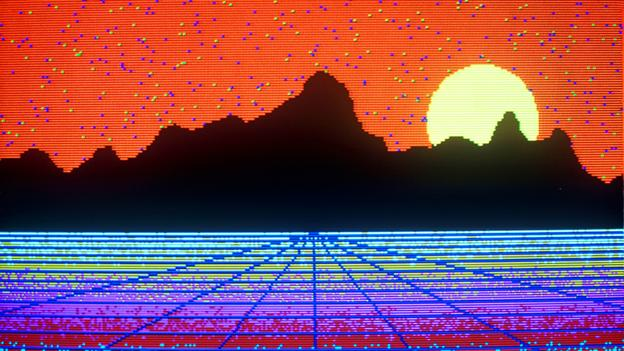 The future of 3D computer graphics... from 1982