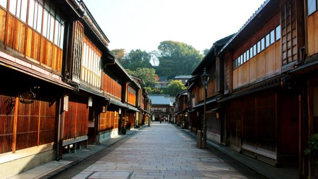Bbc Travel Get Lost In Japan S Ancient Samurai Town