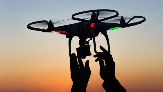 BBC - Future - The private investigator who spies using drones
