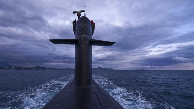 BBC - Future - How do you dismantle a nuclear submarine?