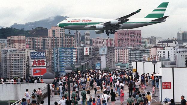 The world's most extreme runways
