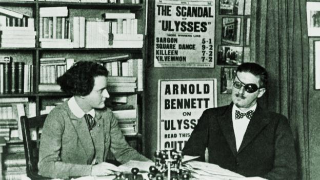 Bbc Culture James Joyces Ulysses A Classic Too Sexy