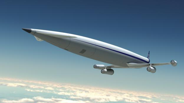 BBC - Future - The challenges of building a hypersonic airliner