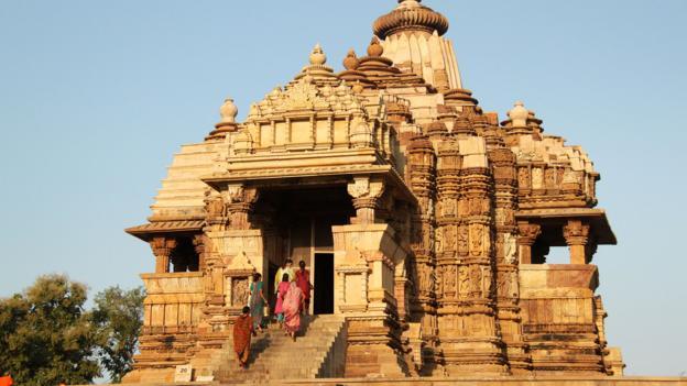 BBC - Travel - Indias temples of sex