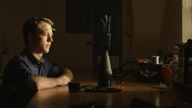 The teen who made a revolutionary robot arm