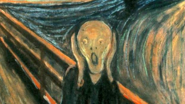 BBC - Culture - What is the meaning of The Scream?
