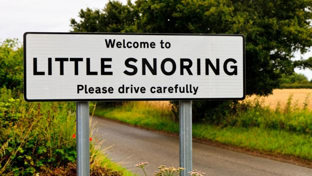 BBC - Culture - Why does Britain have such bizarre place names?
