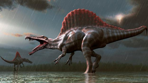 BBC - Earth - Legendary dinosaurs that we all imagine