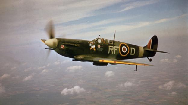 BBC - Future - The Spitfires that nearly broke the sound barrier