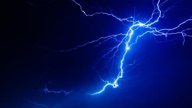 Image result for Images of sky lightning