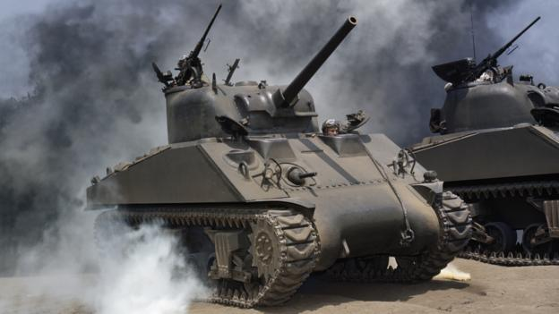 BBC - Future - The strange tanks that helped win D-Day