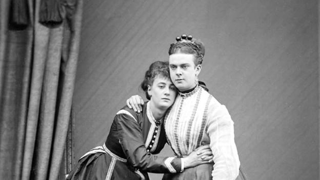 BBC - Culture - The cross-dressing gents of Victorian England