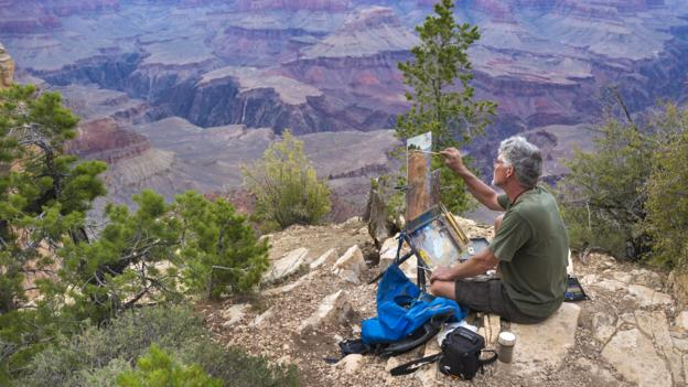 The Grand Canyon that few ever see
