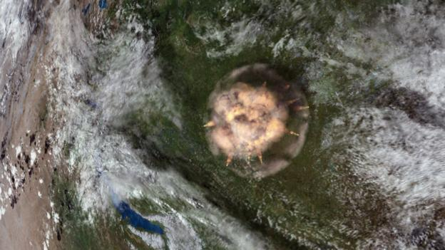 BBC - Earth - In Siberia in 1908, a huge explosion came out