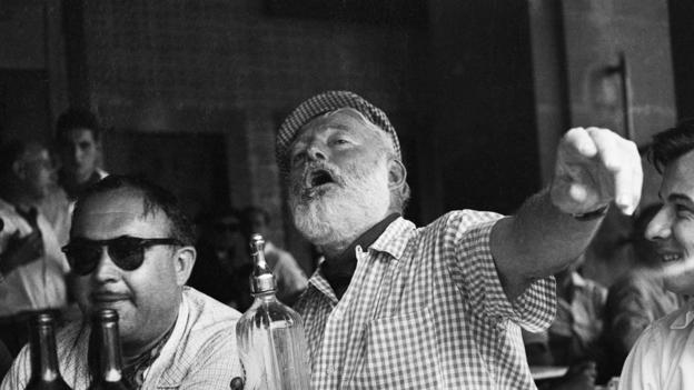 BBC - Culture - What Hemingway says about drinking in nine quotes