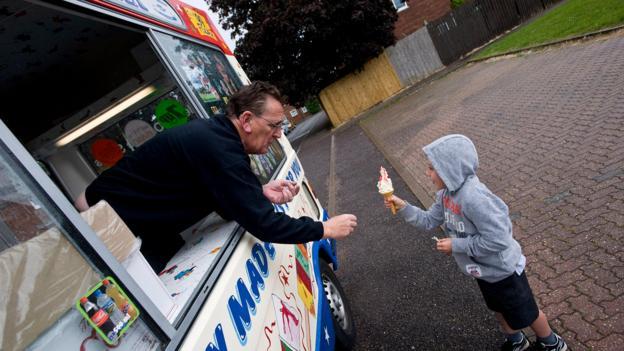 BBC - Autos - The weird tale behind ice cream jingles