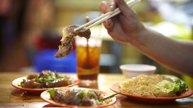 Hong Kong's secret night meal