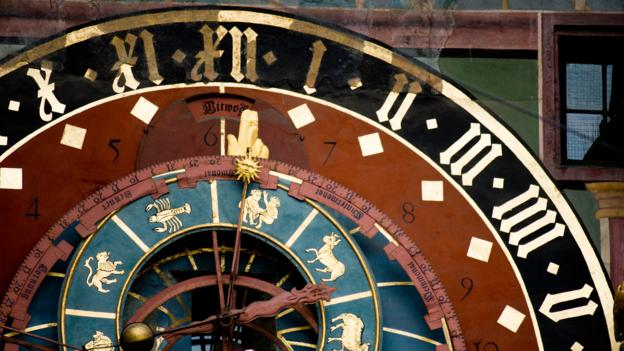 The Travel BBC the of clock - time changed - meaning that