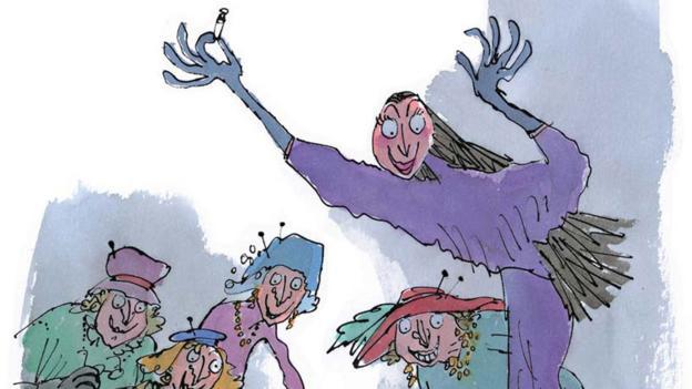 BBC - Culture - The dark side of Roald Dahl