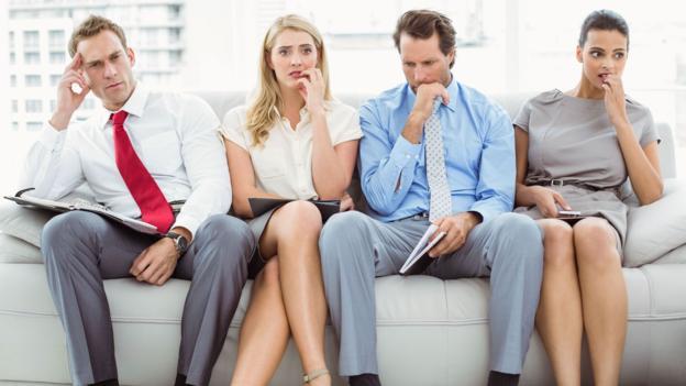 Are nervous habits derailing your job interview?