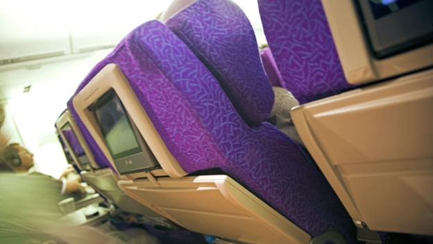 BBC - Autos - Is it rude to recline your seat?