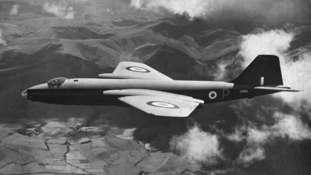 The British jet that flew higher than any other plane