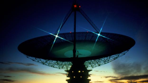 Strange radio signals are coming from a galaxy far, far away