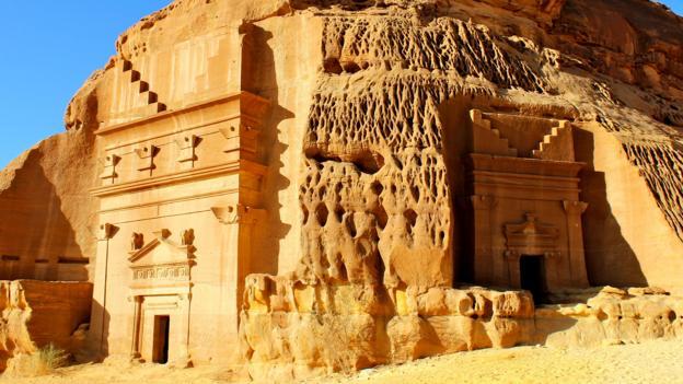 BBC - Travel - Saudi Arabia's silent desert city