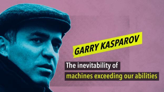 Garry Kasparov: Why the world should embrace AI