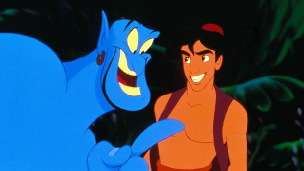 BBC - Culture - The Aladdin controversy Disney can't escape
