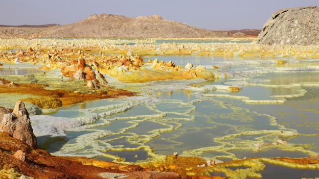 BBC - Future - In Earth's hottest place, life has been found